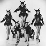 Devilettes, Forbidden City Nightclub Chorus, ca 1940s