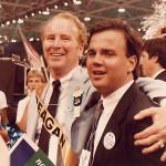 Bob Dornan & Brian Bennett